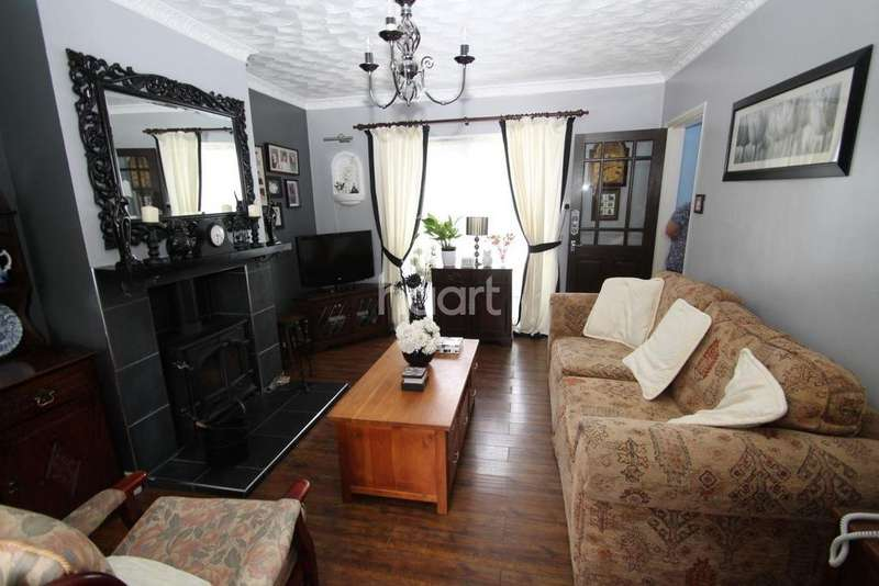 3 Bedrooms End Of Terrace House for sale in Poplar Road, Skellow