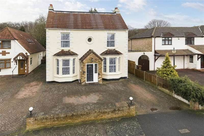 5 Bedrooms Detached House for sale in Swain Road, Wigmore, Rainham, Kent