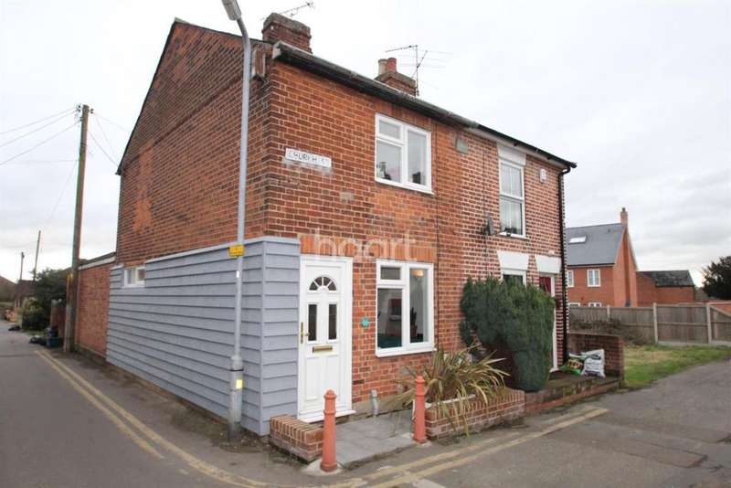 2 Bedrooms Semi Detached House for sale in Church St, Rowhedge