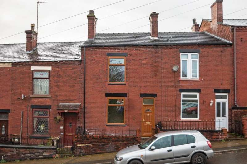 2 Bedrooms Terraced House for sale in Well Street, Tyldesley, Manchester, M29