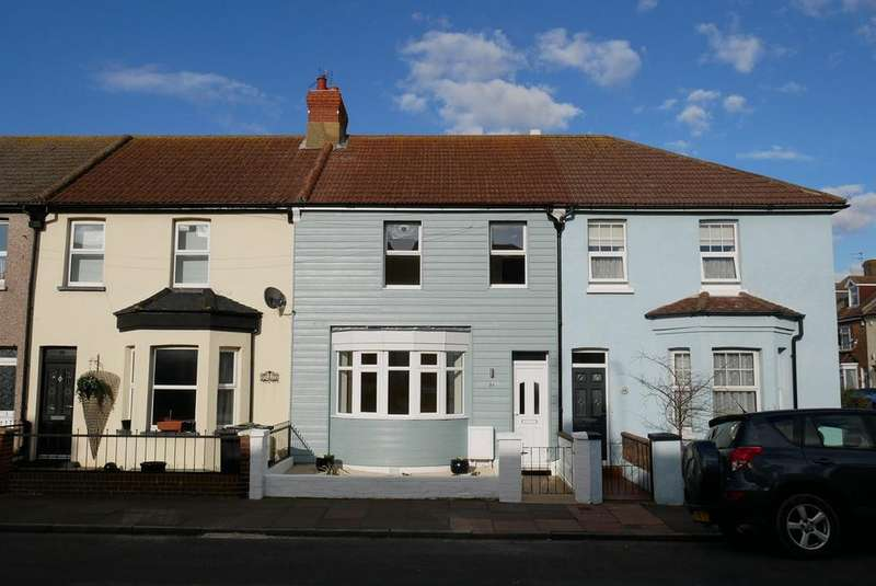 3 Bedrooms Terraced House for sale in Beach Road, Eastbourne, BN22