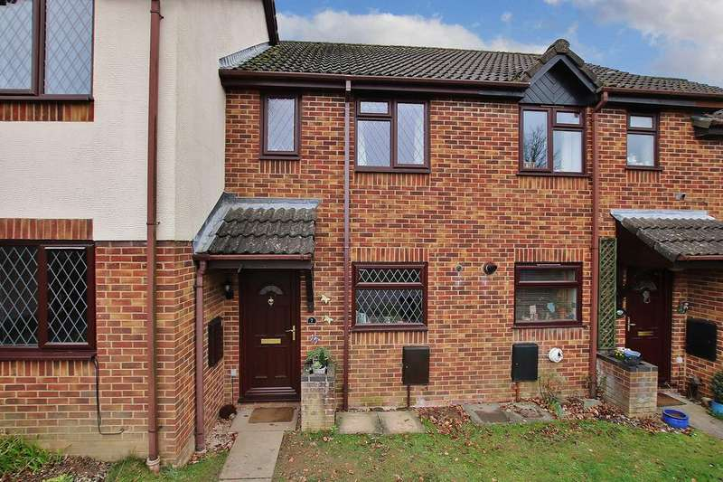 2 Bedrooms Terraced House for sale in South Wonston, Winchester