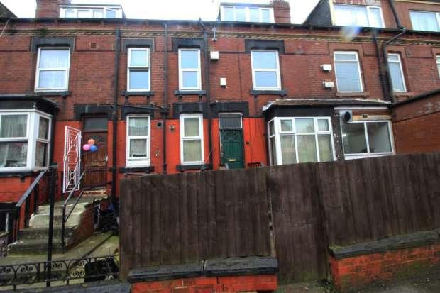 2 Bedrooms Terraced House for sale in Kitchener Avenue, Leeds, West Yorkshire, LS9 6LT