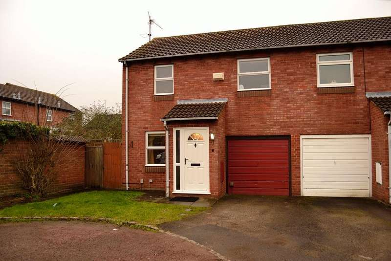 3 Bedrooms End Of Terrace House for sale in The Delph, Lower Earley, Reading, Berkshire, RG6 3AN
