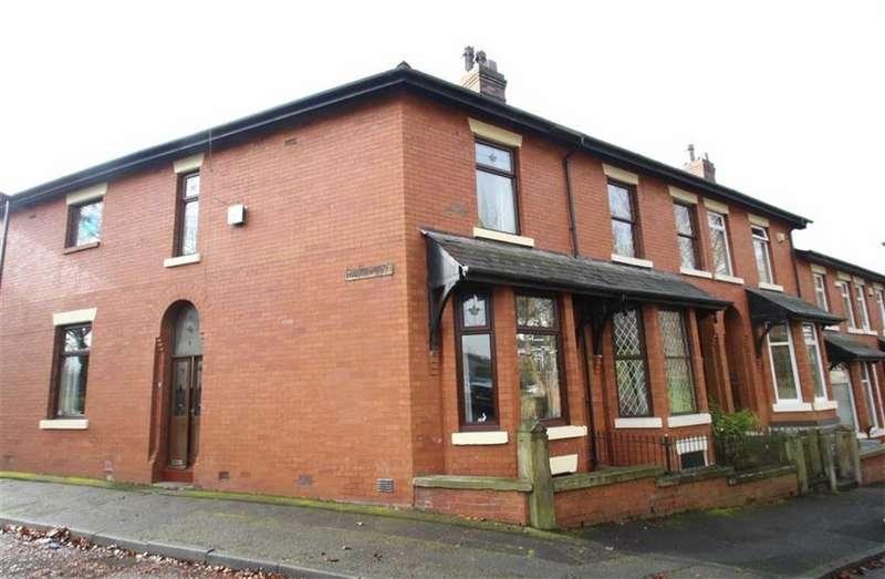 3 Bedrooms End Of Terrace House for sale in 2, Hilary Street, Castleton, Rochdale, OL11