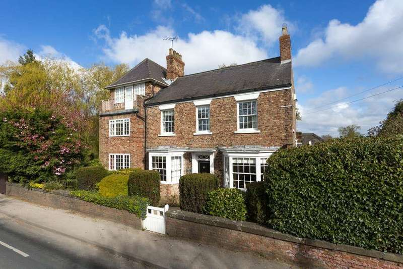 5 Bedrooms Detached House for sale in Main Street, Elvington, York