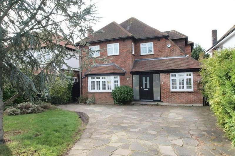 4 Bedrooms Detached House for sale in Hayes Way, Park Langley, Beckenham, Kent