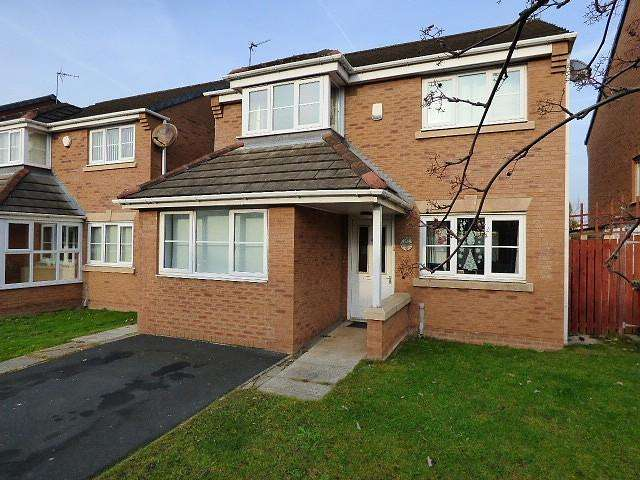 3 Bedrooms Detached House for sale in Addenbrooke Drive, Speke, Liverpool