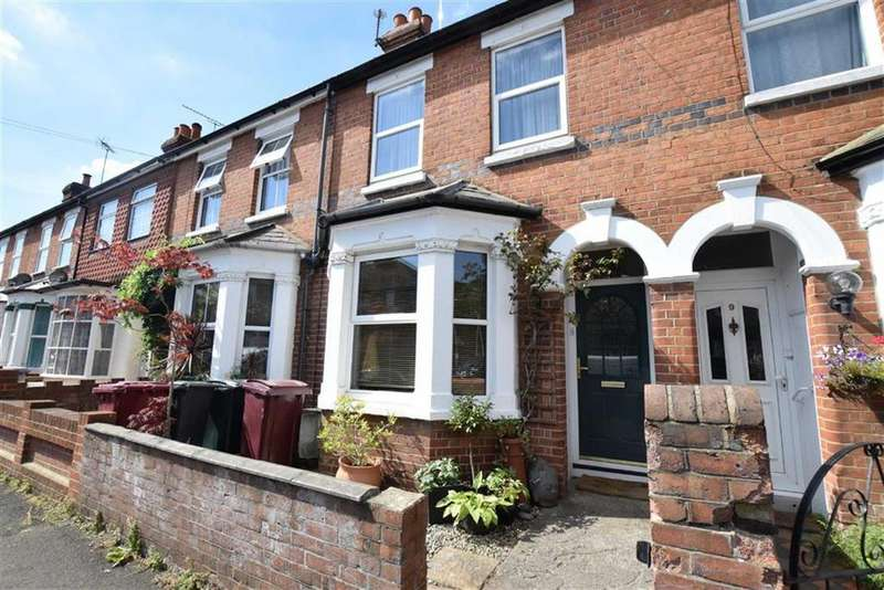 3 Bedrooms Terraced House for sale in Patrick Road, Caversham, Reading