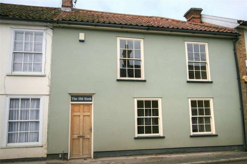 3 Bedrooms Cottage House for sale in Market Street, East Harling, Norwich, Norfolk