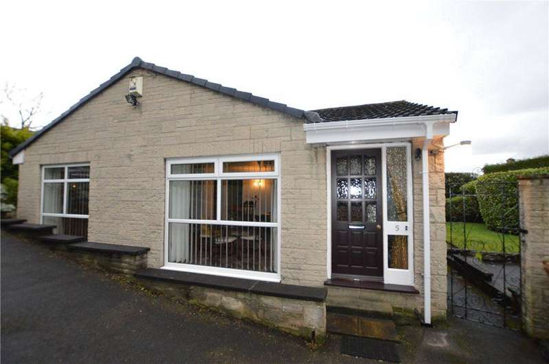 3 Bedrooms Detached Bungalow for sale in Snow Hill Rise, Wakefield, West Yorkshire