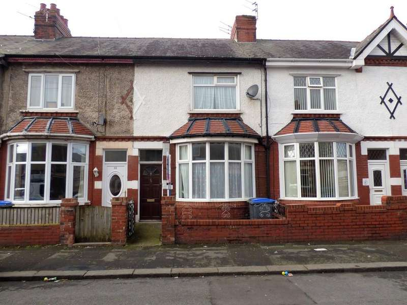 3 Bedrooms Terraced House for sale in Manchester Road , Blackpool