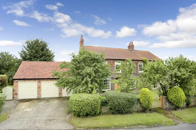 5 Bedrooms Detached House for sale in Flaxby, Knaresborough