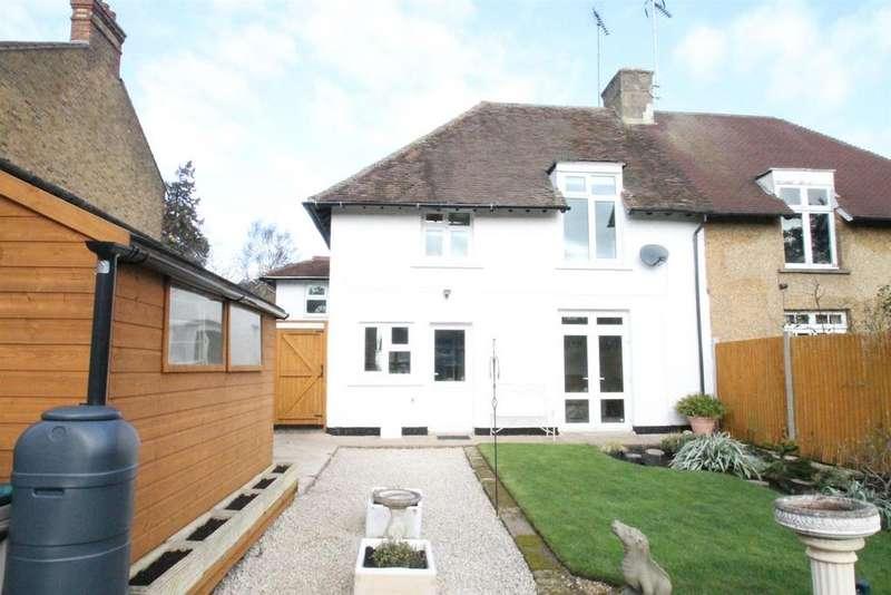 3 Bedrooms Semi Detached House for sale in Tonbridge Road, Maidstone