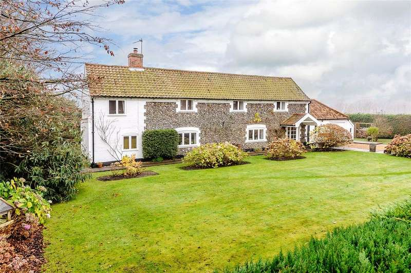4 Bedrooms Unique Property for sale in Brick Kiln Road, Thursford, Fakenham, Norfolk, NR21