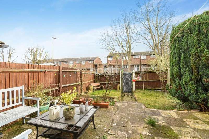 3 Bedrooms Terraced House for sale in Dargate Close, Crystal Palace, SE19
