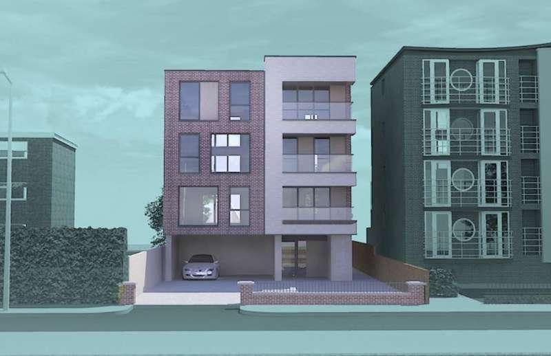 2 Bedrooms Apartment Flat for sale in Unit 1, 61 Station Road, Barnet, EN5