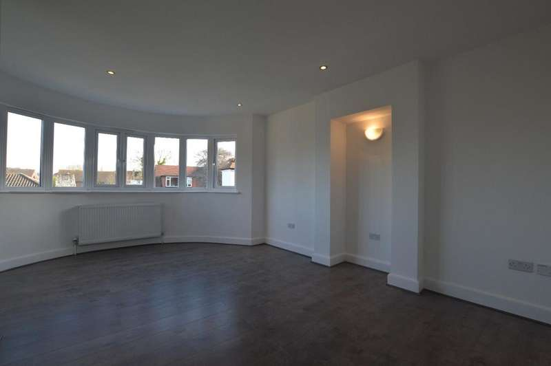 2 Bedrooms Flat for sale in Woodside Green South Norwood SE25