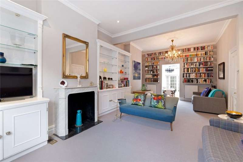 5 Bedrooms Terraced House for sale in Brynmaer Road, London, SW11