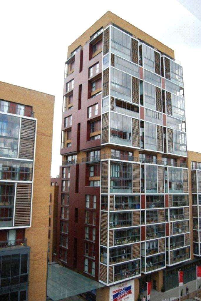 1 Bedroom Flat for sale in Dalston Square, London, E8