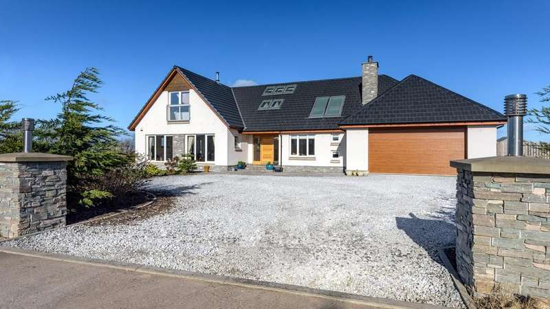 4 Bedrooms Detached House for sale in Baldinnie House, Baldinnie, Ceres, Cupar, Fife, KY15