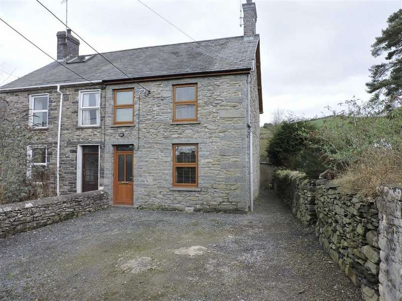 2 Bedrooms Property for sale in Llanddewi Brefi, Tregaron