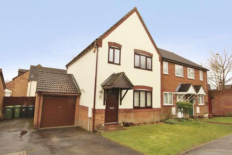 3 Bedrooms End Of Terrace House for sale in Cheltenham Gardens, Grange Park SO30