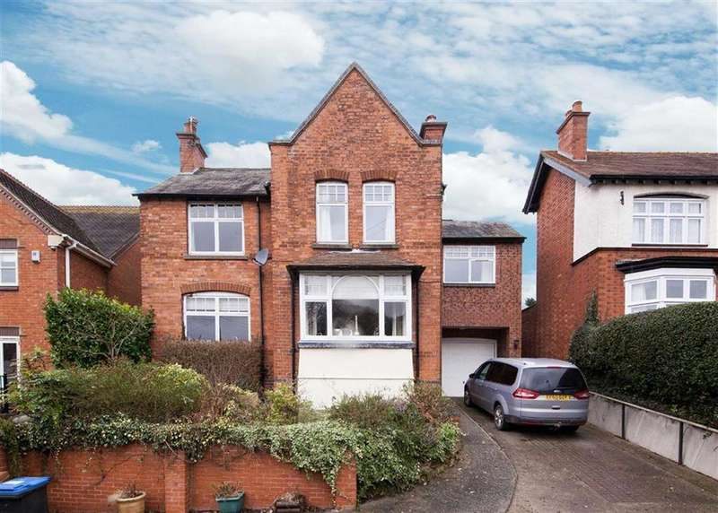 4 Bedrooms Detached House for sale in Market Bosworth