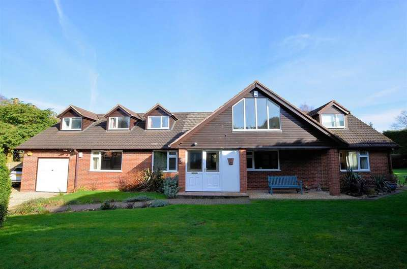 6 Bedrooms Detached House for sale in Long Lane, Tilehurst, Reading