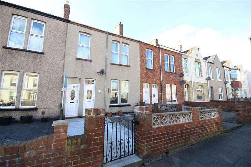 3 Bedrooms Flat for sale in Princes Street, North Shields