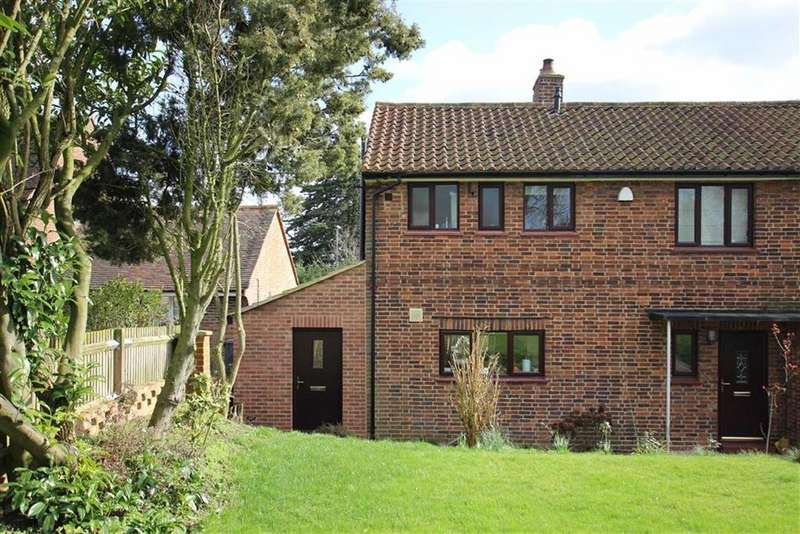 3 Bedrooms Semi Detached House for sale in Lullington Garth, Woodside Park, London