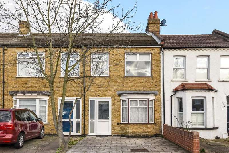 3 Bedrooms Terraced House for sale in Eardley Road, Streatham, SW16