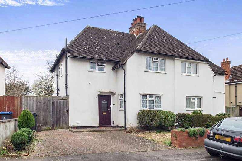 3 Bedrooms Semi Detached House for sale in The Crescent, New Malden, KT3