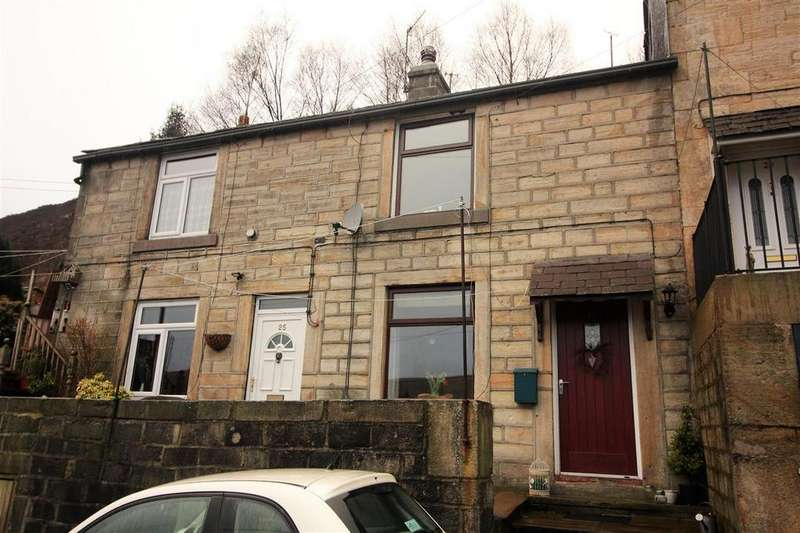 2 Bedrooms Cottage House for sale in Pexwood Road, Off Bacup Road, Todmorden