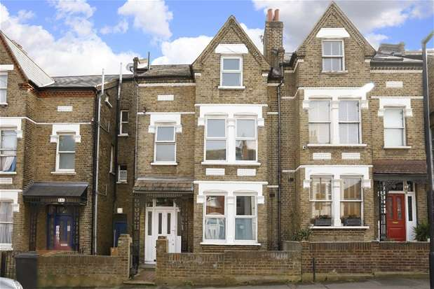2 Bedrooms Flat for sale in Ullswater Road, West Norwood