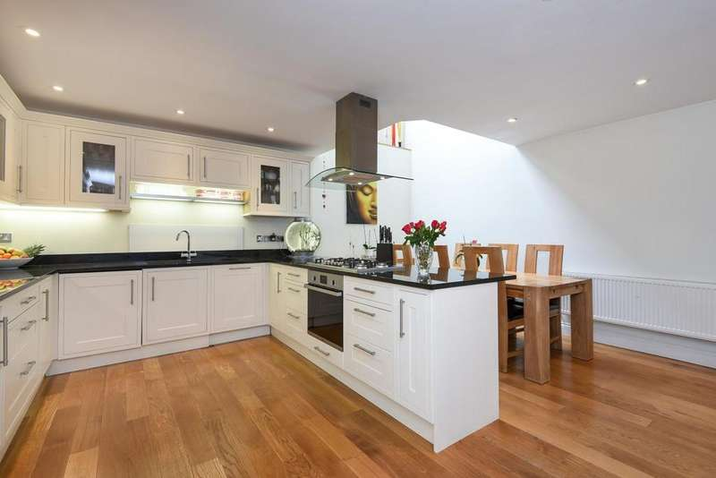 3 Bedrooms Terraced House for sale in Bedford Villas, Whitehead Close, Earlsfield, SW18