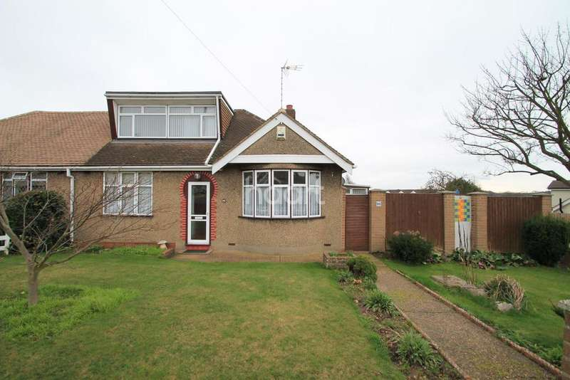 3 Bedrooms Semi Detached House for sale in Weir Gardens, Rayleigh