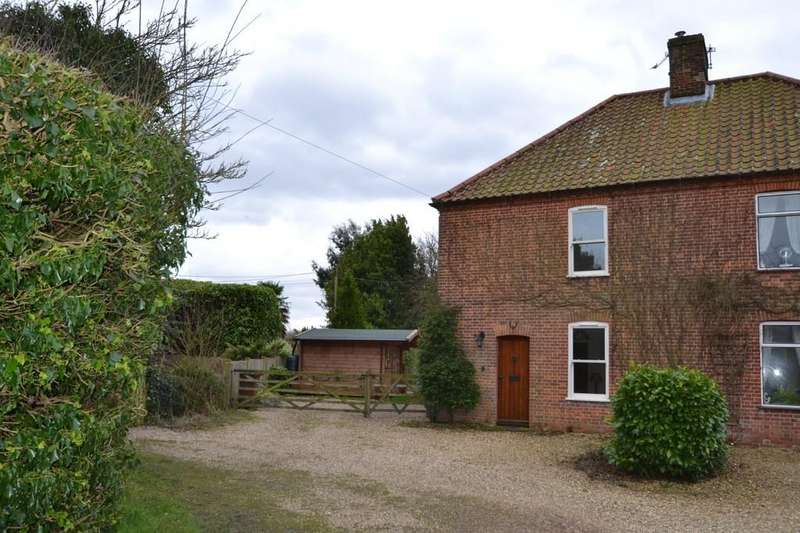 2 Bedrooms Cottage House for sale in Thursford, Fakenham