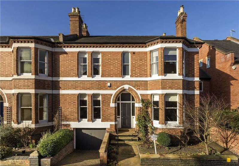 6 Bedrooms House for sale in Albany Terrace, Leamington Spa, CV32