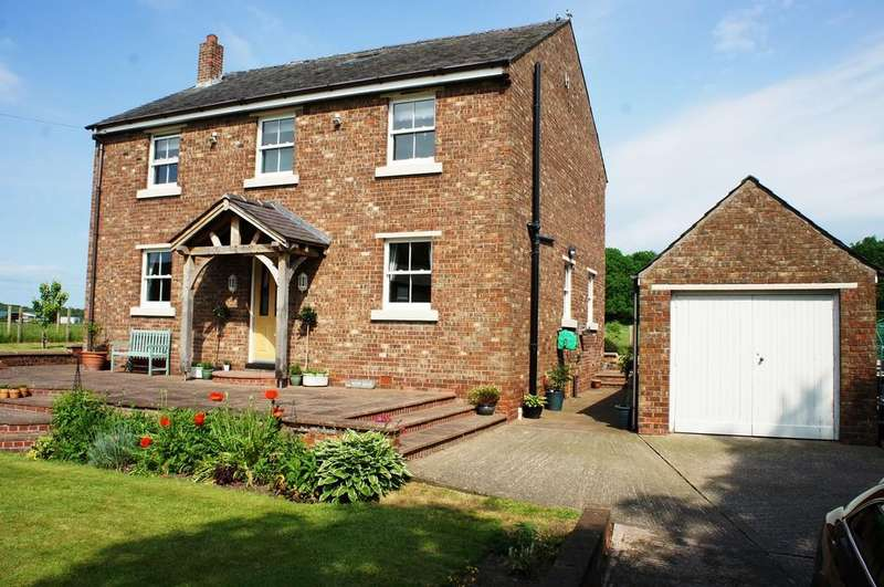 4 Bedrooms Detached House for sale in Stainton, Carlisle