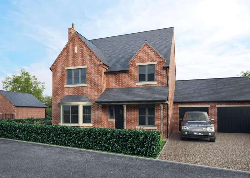 4 Bedrooms Detached House for sale in Cheltenham House, Farrier's Way, Lighthorne