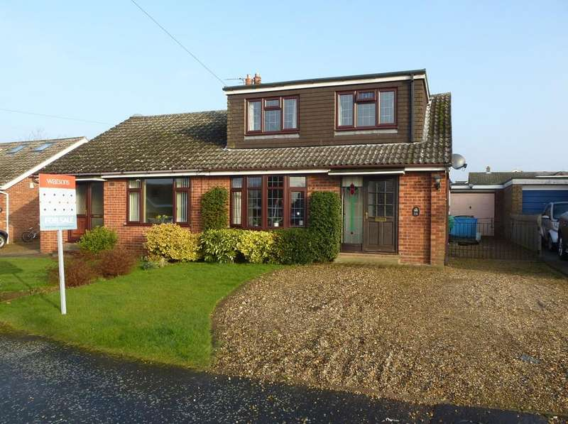 4 Bedrooms Chalet House for sale in Hempnall, Norwich