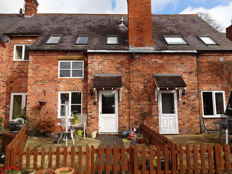 2 Bedrooms Terraced House for sale in Brunel Mews, Bewdley DY12 1HH