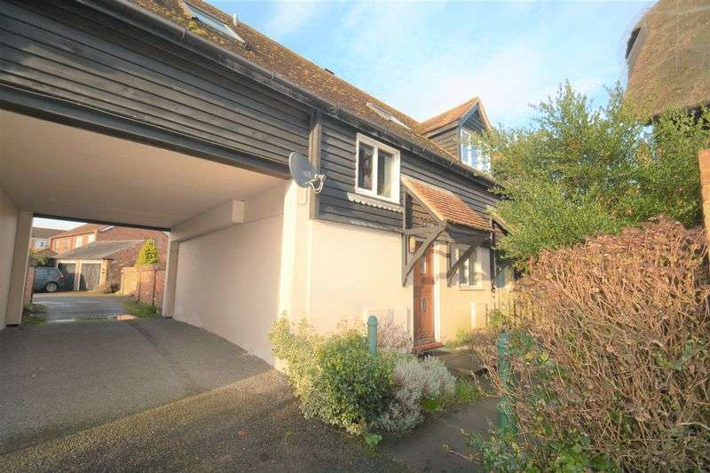 2 Bedrooms Cottage House for sale in Upper Cross Lane, East Hagbourne, Oxon.