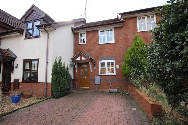 2 Bedrooms Property for sale in Wavytree Close, Warwick, CV34
