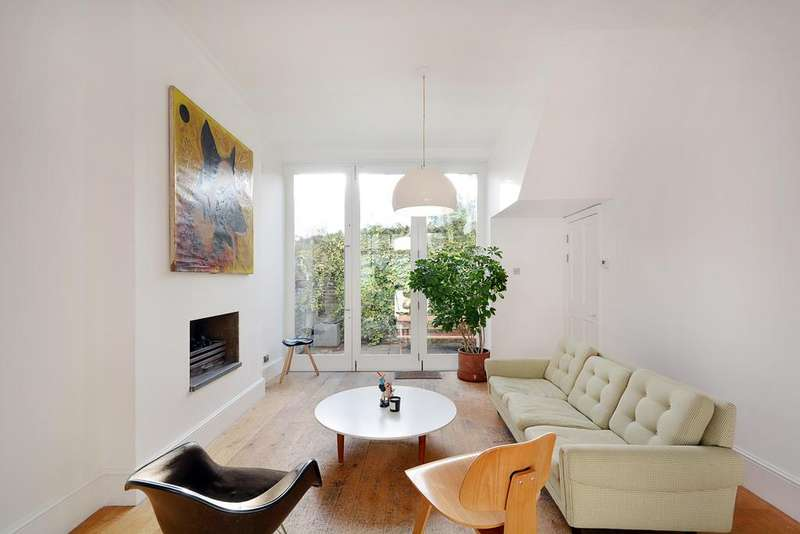 4 Bedrooms Terraced House for sale in Haberdasher Street, Hoxton, London