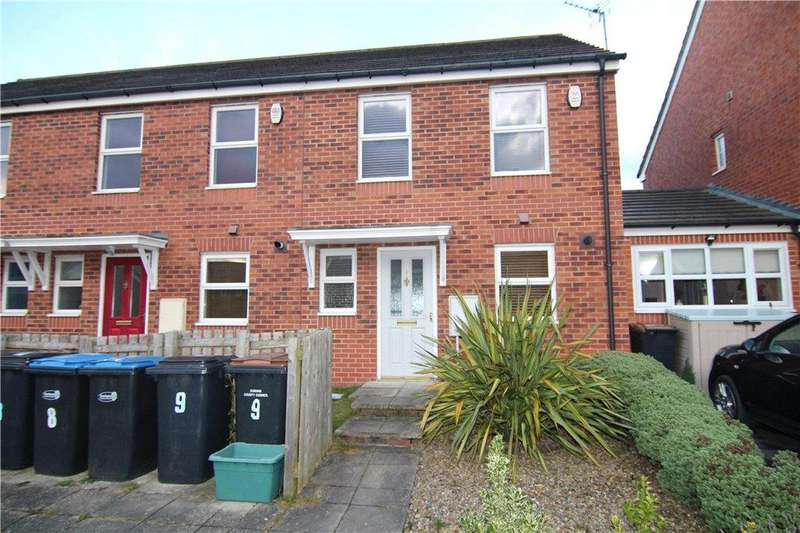 2 Bedrooms Terraced House for sale in Griffiths Court, Bowburn, Durham, DH6