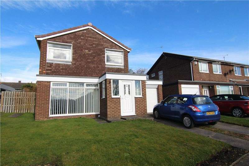 3 Bedrooms Detached House for sale in Featherstone Road, Newton Hall, DH1