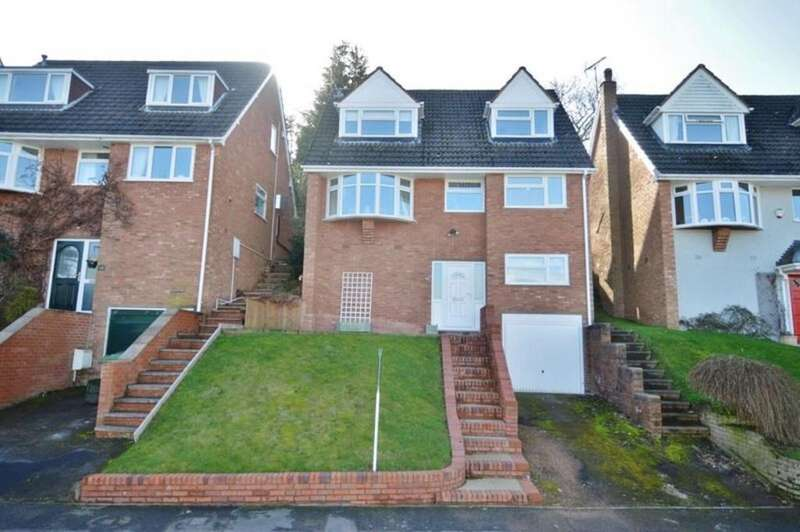 5 Bedrooms Detached House for sale in Penk Drive North, Etchinghill