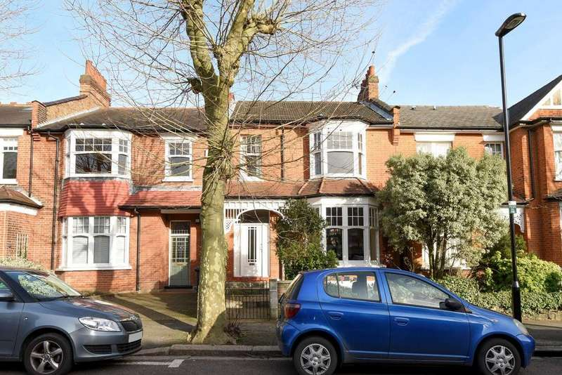 4 Bedrooms Terraced House for sale in Collingwood Avenue, Muswell Hill, N10